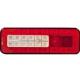 koncové, brzdové ,smerové svetlo PRO-ROAD LED12/24V
