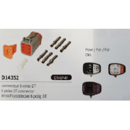 konektor ku D14323 a D14322